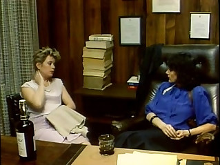 Dirty blond 1984 Joey Silvera, Honey Wilder, Sharon Mitchell