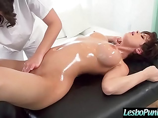 Mean Lesbo Punush With huge Dildos A Lovely Cute Lez Girl Emily Addison Violet Starr video