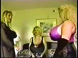 chessie moore and big boob freinds