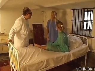 Her Nurse Makes Her Feel Better