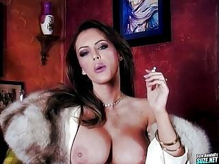 Jenna presley smoking fetish